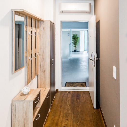 Ferienwohnung Wien - waehringer guertel 4 top 17 apartments vienna flarent 1