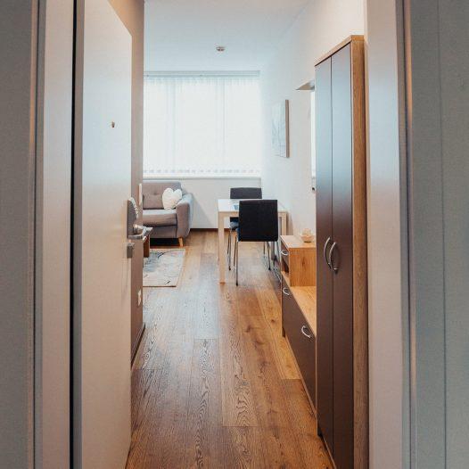 Ferienwohnung Wien - waehringer guertel 4 top 17 apartments vienna flarent 2