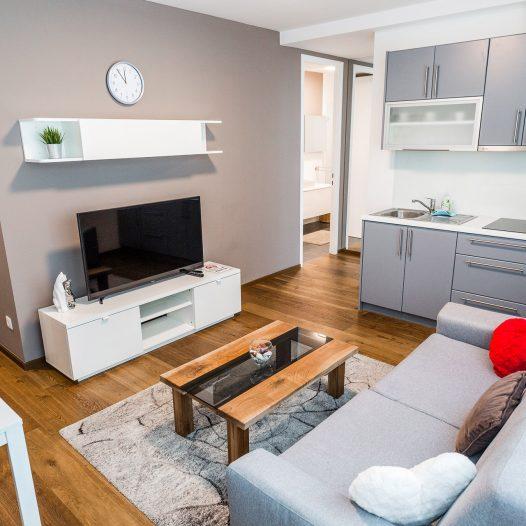 Ferienwohnung Wien - waehringer guertel 4 top 17 apartments vienna flarent 4