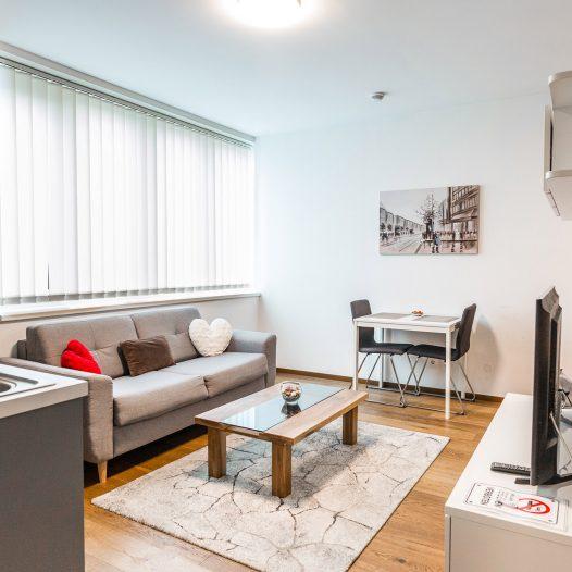 Ferienwohnung Wien - waehringer guertel 4 top 17 apartments vienna flarent 5