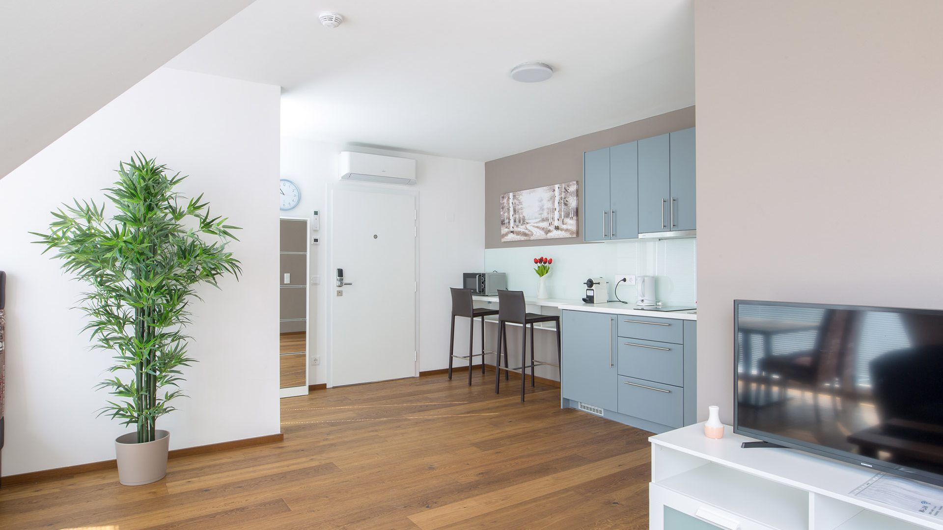 Ferienappartement Wien - waehringer guertel 4 top 22 apartments vienna flarent 1